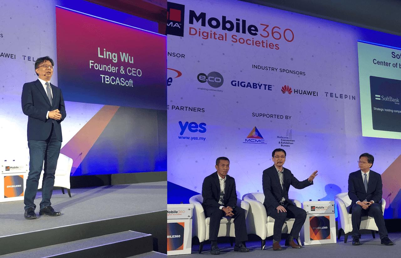 GSMA Mobile 360 Digital Societies 2019